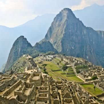 Les mystérieuses cités d'or du Pérou