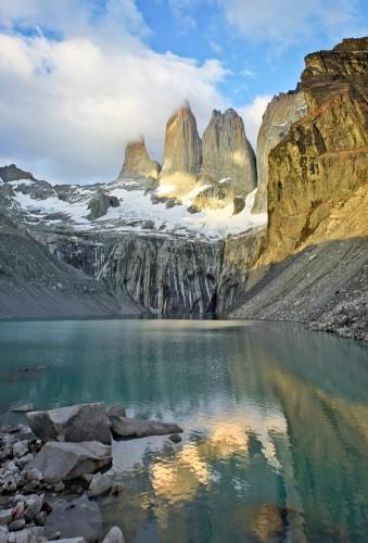 Torres del Paine, Patagonie, Chili